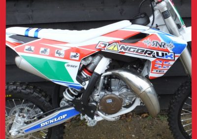 MX graphics discounted team DUK
