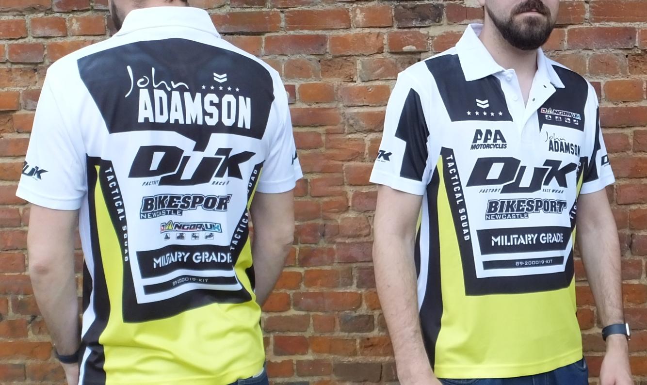 Customer gallery adamson shirts