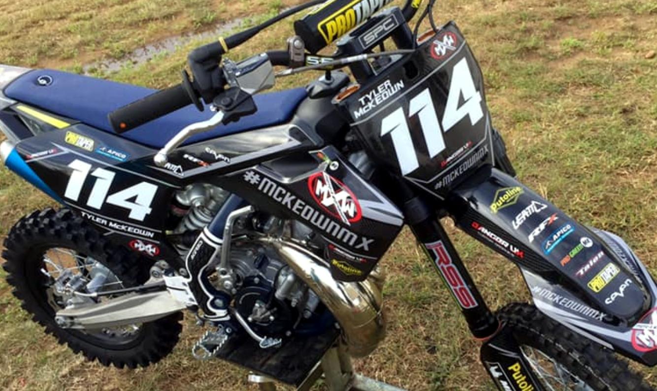 MXW 65 bike