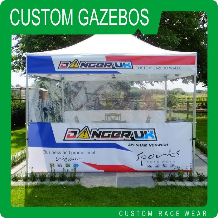 Entry Gazebo