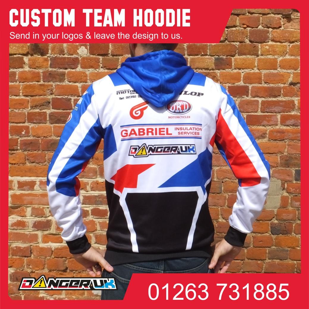 Team hoodie Gabriel B