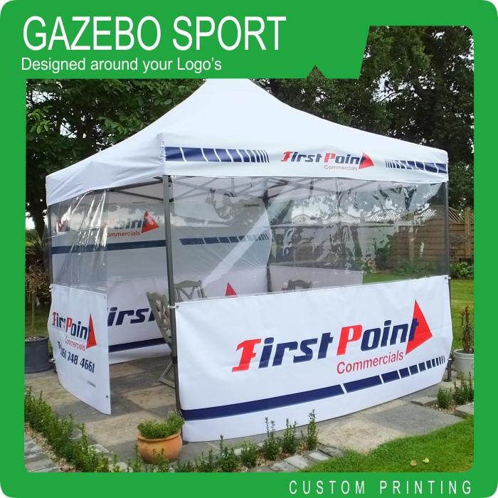 Gazebo First Point 2