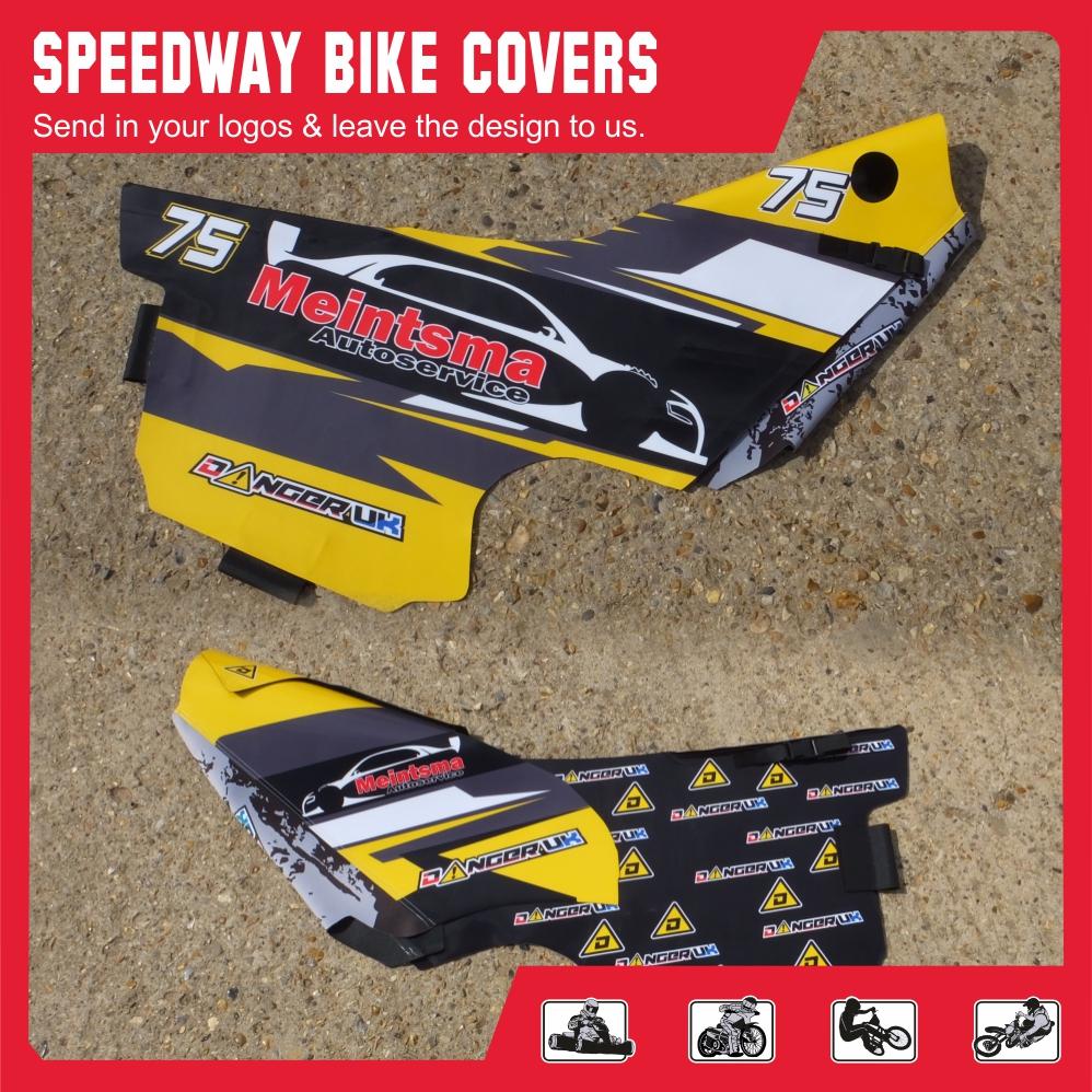 Speedway bike cover junior