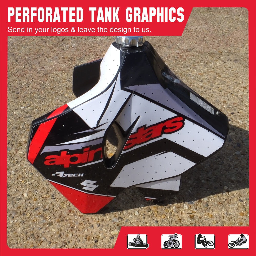 Tank perforated 2